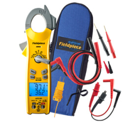 SC440, Essential Clamp Meter w/ True RMS & Magnetic Strap Product Image