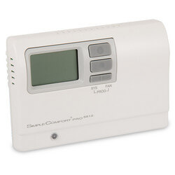 Programmable 3H/2C/2 Heat Pump SimpleComfort PRO Thermostat Product Image
