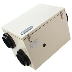"SER 150 Series Ventilator<br>w/ Defrost Mechanism, 6"" Side Ports (Max 3200 sq ft) Product Image"