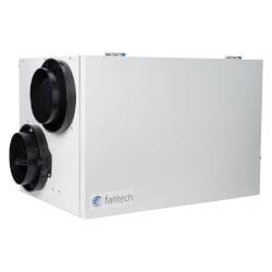 "SER Series Ventilator<br>w/ Defrost Mechanism, 6"" Side Ports (Max 4200 sq ft) Product Image"