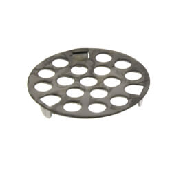 "1-5/8"" Snap-In Drain Strainer (Chrome) Product Image"