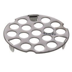 "1-7/8"" Snap-In Drain Strainer (Chrome) Product Image"