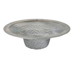 "2-13/16"" Universal Bathtub Mesh Strainer (Chrome) Product Image"