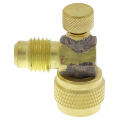 "Thumbscrew Core Depressor for 1/4"" Male Flares (Compact) Product Image"