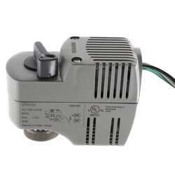 SFA Series 2-Position Normally Closed Electronic Valve Actuator (208 Vac) Product Image