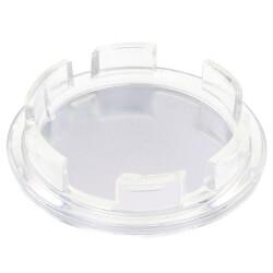 "1-5/16"" Delta Faucet Handle Cap (Clear) Product Image"