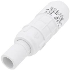 "1/2"" PVC Sch. 40 Short Repair Coupling (Spig x Soc w/ EPDM O-ring) Product Image"