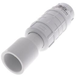 "1"" PVC Sch. 40 Short Repair Coupling (Soc x Soc w/ EPDM O-ring) Product Image"