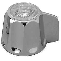 Gerber Centerset Faucet Handles for Lav/Kitchen, Pair (Chrome) Product Image