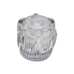 Phoenix Faucet Handles for Lav/Kitchen/Tub/Shower, Pair (Clear) Product Image