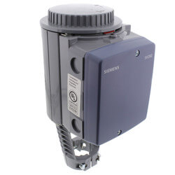 599 Series Reversible Electronic SR Vlv Actuator (24 VAC, 0-10 VDC) Product Image