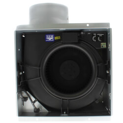 SMT130H BreezSmart Series, 1 Speed Bath Fan with H-Sensor (130 CFM) Product Image