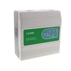 5 Zone Pump Controller Switching Relay with Priority Protection Product Image