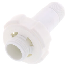 "Round Poly Drain Valve w/ Concentric Handle (3-3/4"" Length) Product Image"