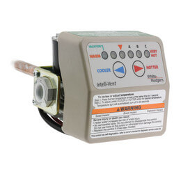 LP Gas Valve and Thermostat (120V) Product Image