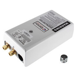 SP3512 Single Point Electric Tankless<br>Water Heater Product Image
