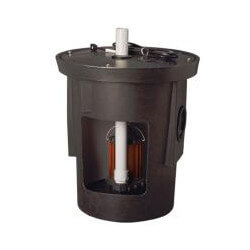 1/2 HP Model 457 Sump Pump Kit w/ Basin & Cover, 115V (Assembled) Product Image