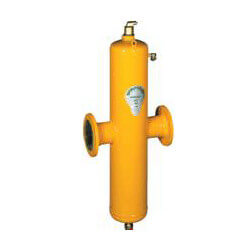 "2-1/2"" Spirotrap THT High Velocity Dirt Separators (Flanged) Product Image"