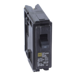 Homeline Single Pole 15A Miniature Circuit Breaker Product Image