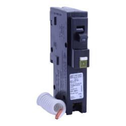 Homeline Single Pole 15A Combination Arc Fault Circuit Breaker Product Image