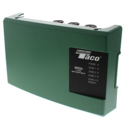 4 Zone Switching Relay Product Image