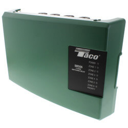 6 Zone Switching Relay Product Image