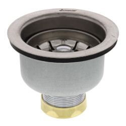 Snap-N-Loc Strainer<br>Stainless Steel Product Image