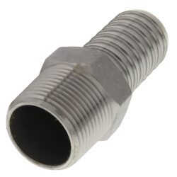 "1"" Stainless Steel Male Insert Adapter Product Image"