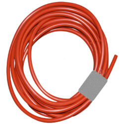 Red Silicone Tubing 1/4 - 5ft Product Image