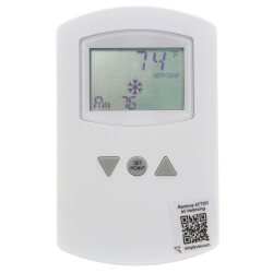SimplyVAV Digital Temperature Sensor, Wall-Mounted Product Image
