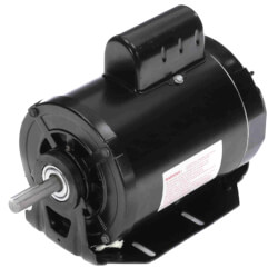 "6-1/2"" 2-Speed Evap. Cooler Motor (230V, 1725/1140 RPM, 1~1/3 HP) Product Image"