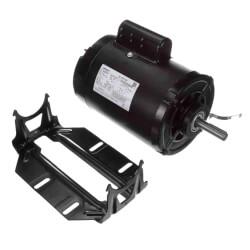 "6-1/2"" 1-Speed Evap. Cooler Motor (115V, 1725/1140 RPM, 1~1/3 HP) Product Image"