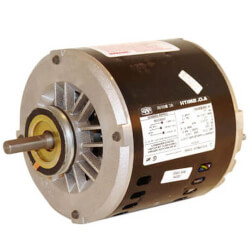 2-Speed Evaporative Cooler Motor (115V, 1725/1140 PM, 3/4 - 1/4 HP) Product Image