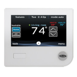 Remote Access Touch Control - 7 Day Programmable w/ Touch-N-Go Product Image