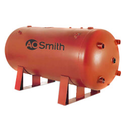 350 Gallon Uninsulated ASME Bare Storage Tank Product Image