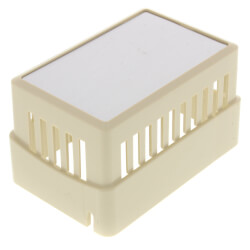 Beige Thermostat Cover Plate Assembly (Vertical<br>or Horizontal Mount) Product Image