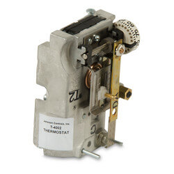 Reverse Acting Pneumatic Horiz. Mount Thermostat Product Image