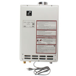 T-D2-IN Takagi Tankless Indoor Water Heater (LP) Product Image