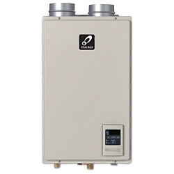 T-H3M-DV-N High Efficiency Indoor Tankless Condensing Water Heater (NG) Product Image