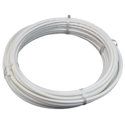 "3/8"" White PEX Tubing<br>(100 ft Coil) Product Image"