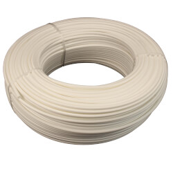 "3/8"" White PEX Tubing<br>(1000 ft Coil) Product Image"