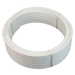 "1/2"" White PEX Tubing <br> (100 ft Coil) Product Image"
