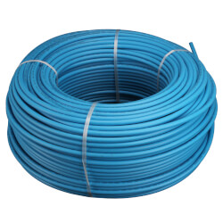 "1/2"" Blue PEX Tubing<br>(1,000 ft Coil) Product Image"