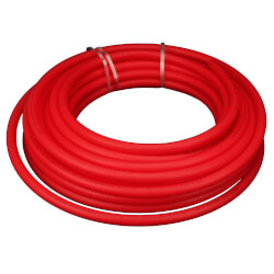 "1"" Red PEX Tubing<br>(100 ft Coil) Product Image"