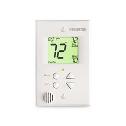 Venstar T1000FS<br>Single Day Programmable Digital Thermostat Product Image