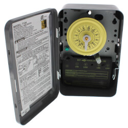 Heavy Duty Mechanical Time Switch, 40A, DPST (208-277V) Product Image