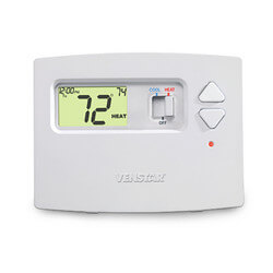 Venstar T1045 5+2 Day Programmable Digital Thermostat, Ht. Pump Only Product Image
