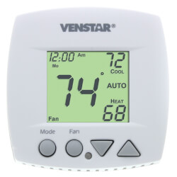 Venstar T1050 5+2 Day Programmable Digital Thermostat Product Image