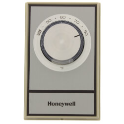 T498 Gold Electric<br>Heat Thermostat Product Image