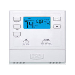 T605-2 5/1/1 Day<br>Programmable<br>Thermostat (1H/1C) Product Image